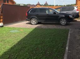 Парковка на даче в Серпухове